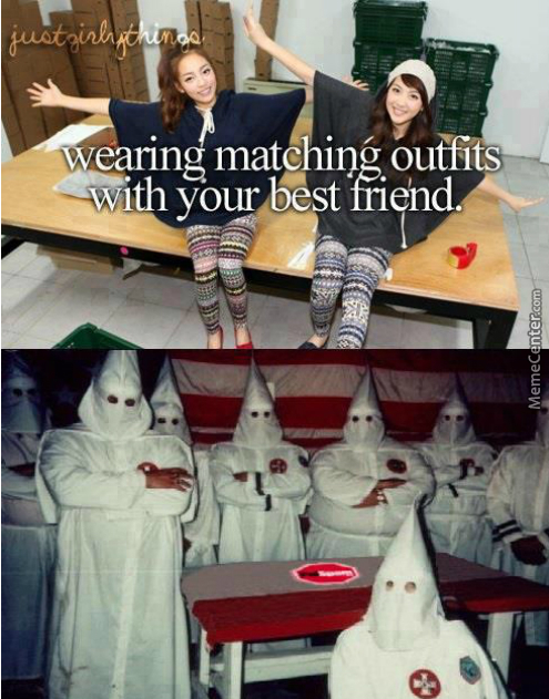Just Really, Really Girly Things?
