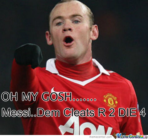 Just Rooney...