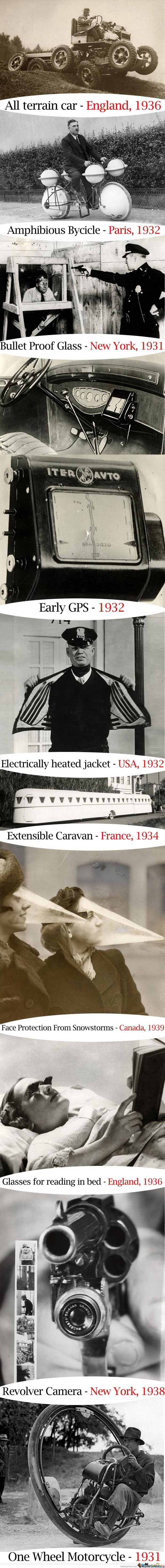 Just some old inventions