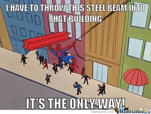 Just Spidey.