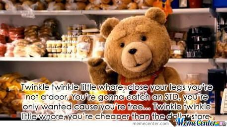 Just Ted...
