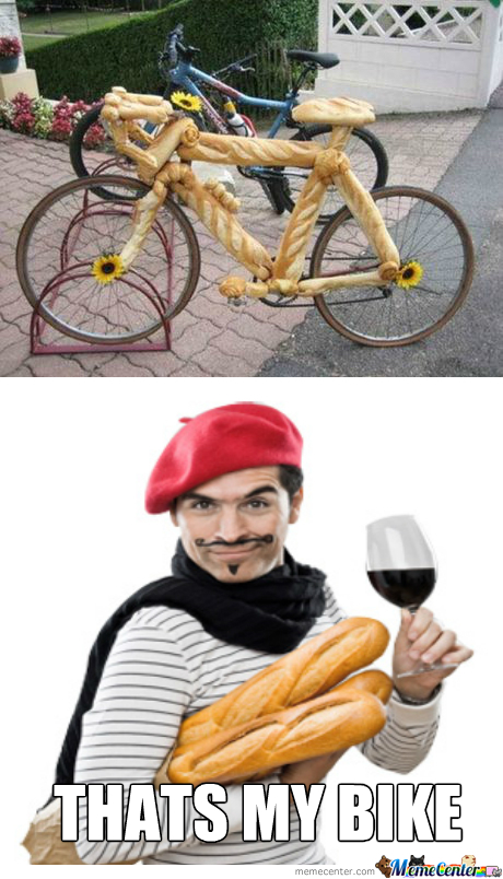 Just The Average French Bike