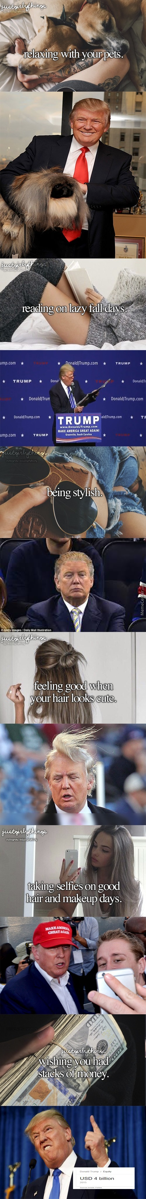 Just Trump Things