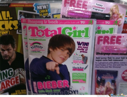 justin bieber the girl number 1