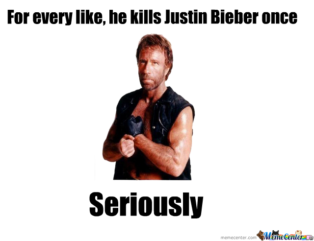 Justin, You Die Over 100 Times