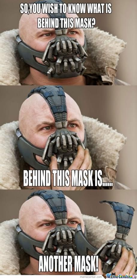Kakashi Aint Got Nothin On Bane