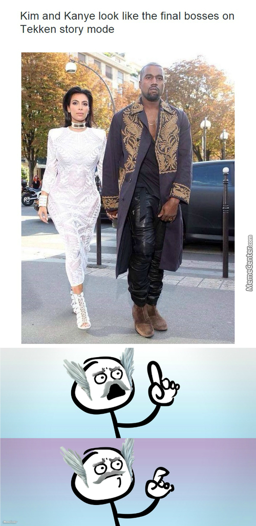 Kanye Looks Like A Level 29 Warlock From Destiny