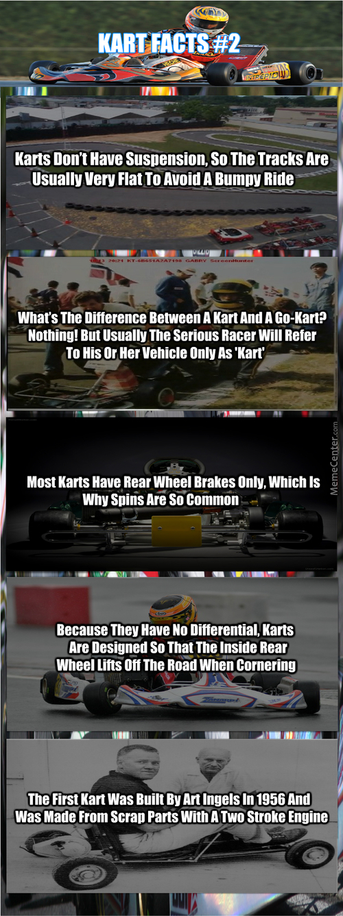 Kart Facts #2