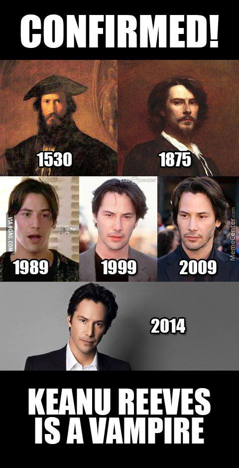 Keanu Reeves 4 Ever
