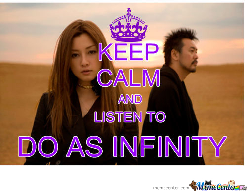 Keep Calm And .............