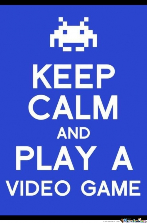 Keep it calm