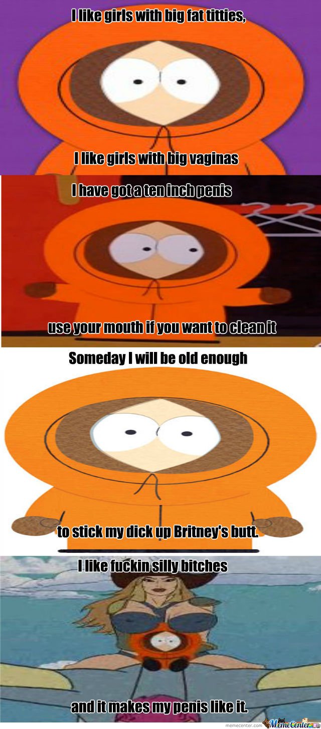 Kenny Mccormick Intro