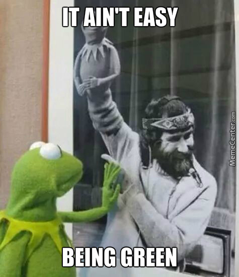 Kermit: I Miss Your Hand Up My Ass...