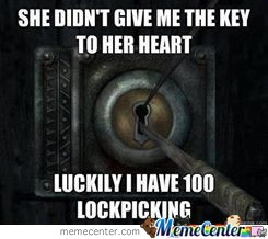Key To A Womans Heart