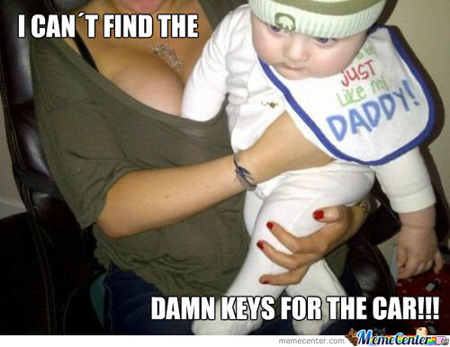 Keys For The Car