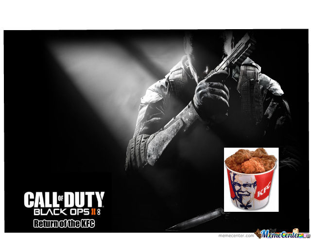 Kfc In Black Ops Ii
