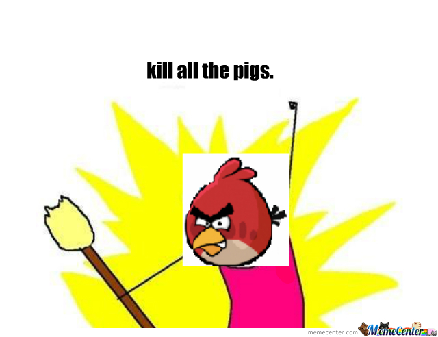 Kill All The Pigs