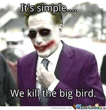 Kill Big Bird!!!