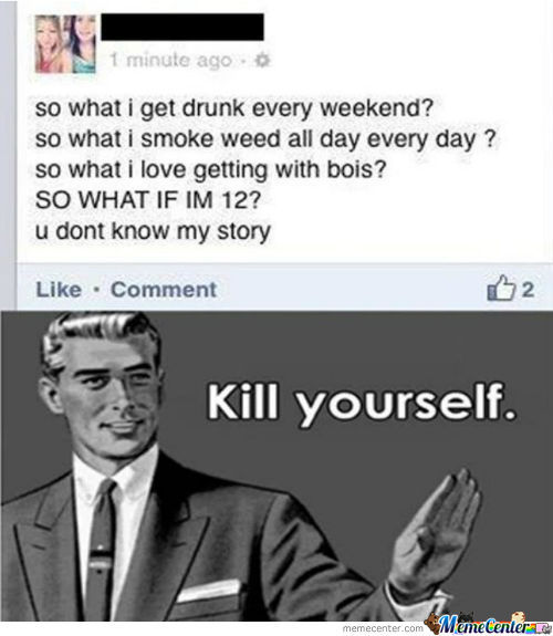 Kill Yourself