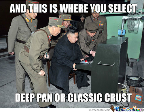 Kim Jong-In Learns The Internet