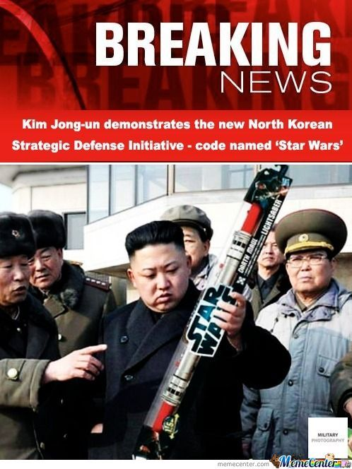 Kim Jong-Un's New Toy