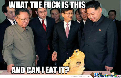 Kim Jong Un Is Still Hungry