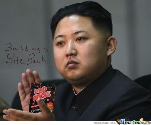 Kim Jong Un With North Koreas New Weapon
