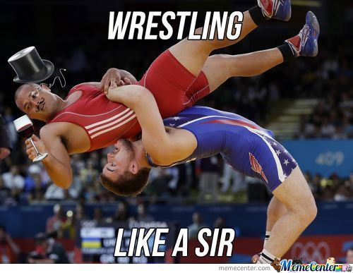 Kindly Wrestling