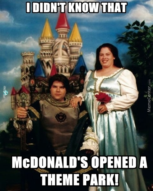 Kingdom Of Cholesterol ( Awkward Family Photos)