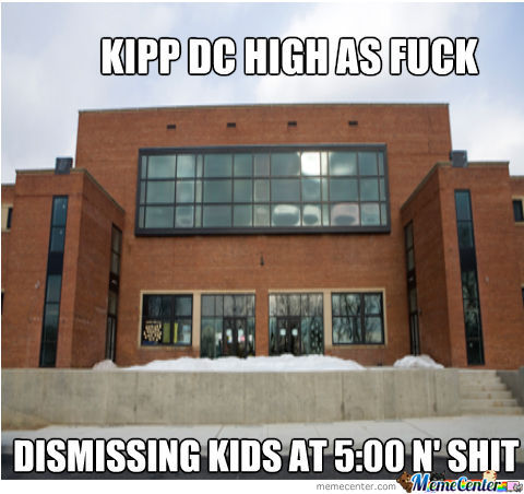 Kipp Dc Is High