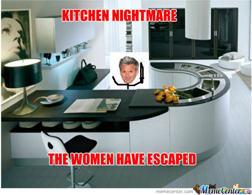 Kitchen Nightmare