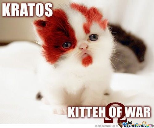 Kitteh Of War