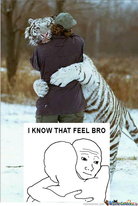 Know That Feel...