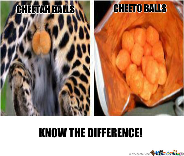 Know The Difference!