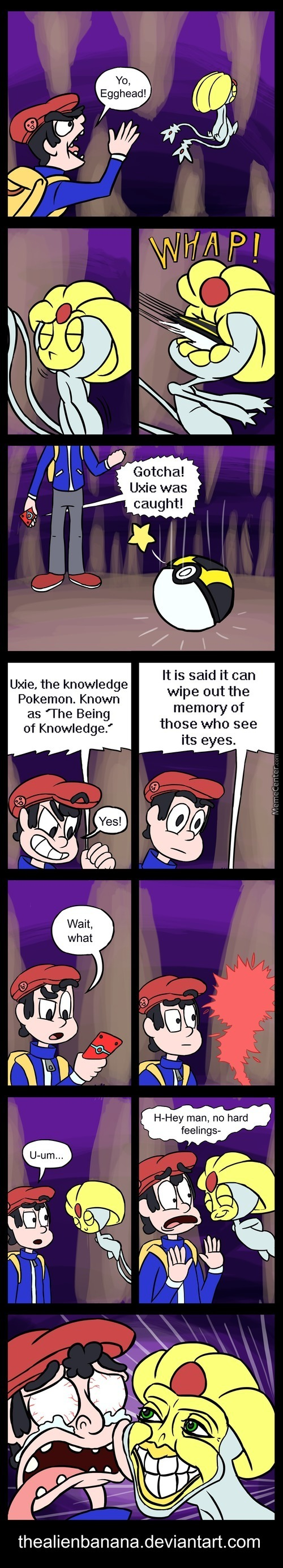 Knowledge (Pokemon Comic)