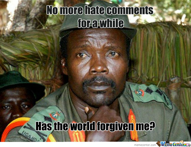 Kony Is Sooo March 2012