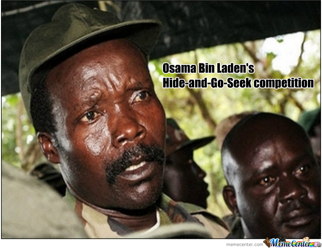 Kony Vs Osama