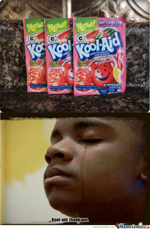 Kool Aid Breakthrough