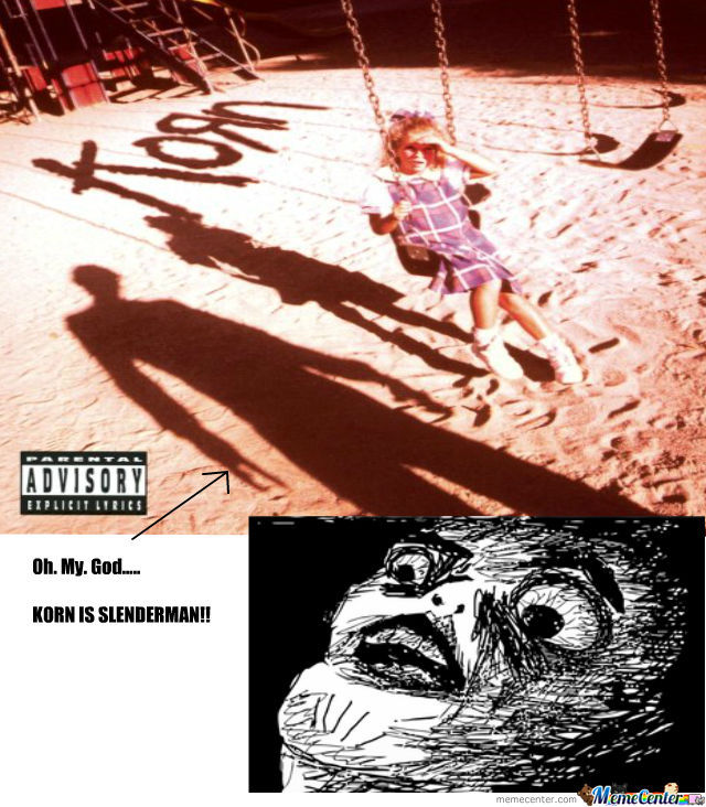 Korn Is Slenderman