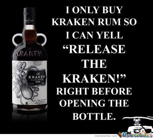 Rum memes best collection of funny rum pictures - Kraken rum pictures ...