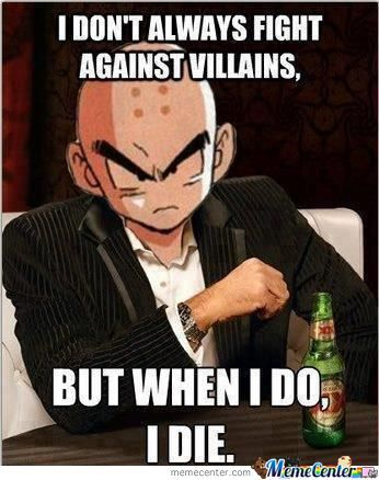 Krillin From Dragonball