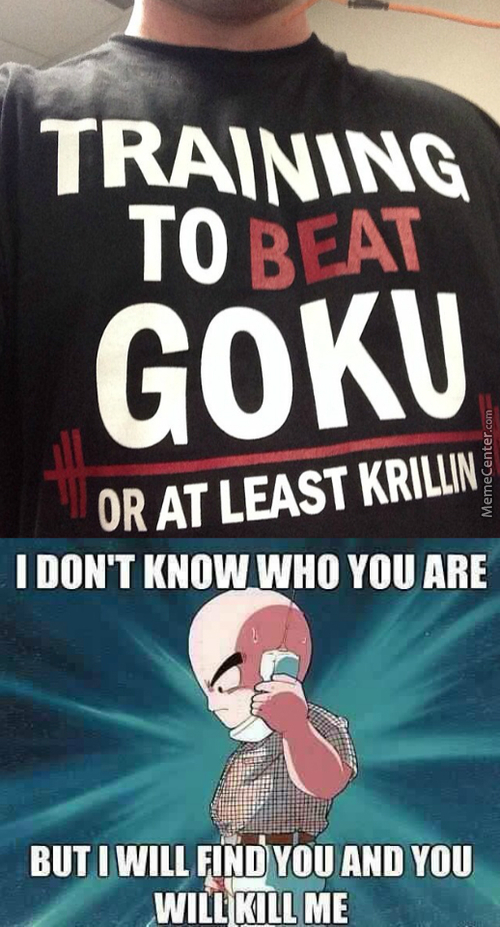 Krillin Owned Count: ∞ +1