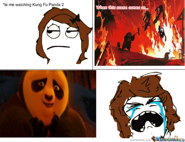 Kung Fu Panda 2 Is Awesome :3