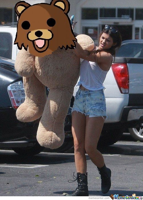Kylie Bought The Wrong Teddy Bear