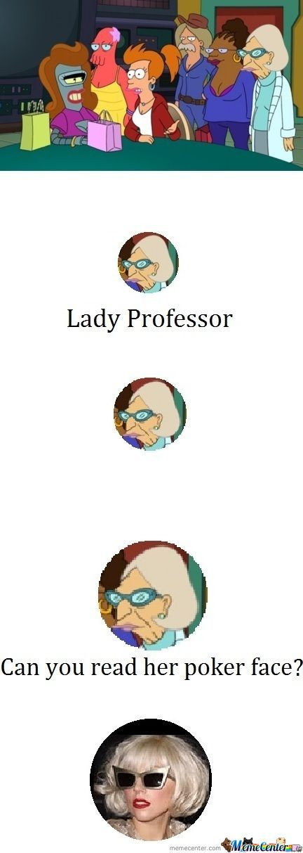 Lady Professor