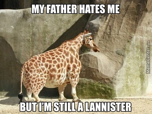 Lannisters Always Pay Their Depts