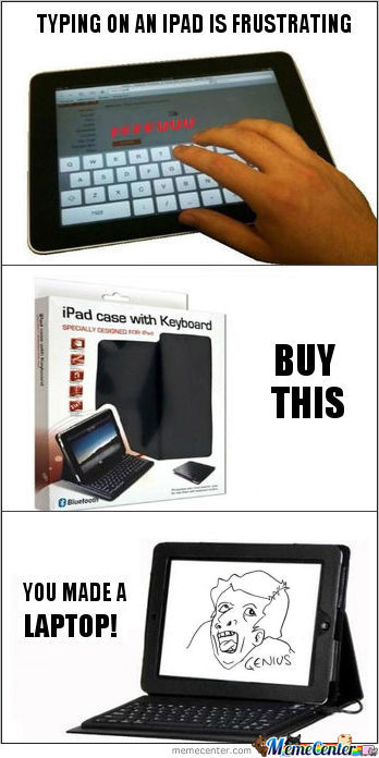 Laptop Re-Invention