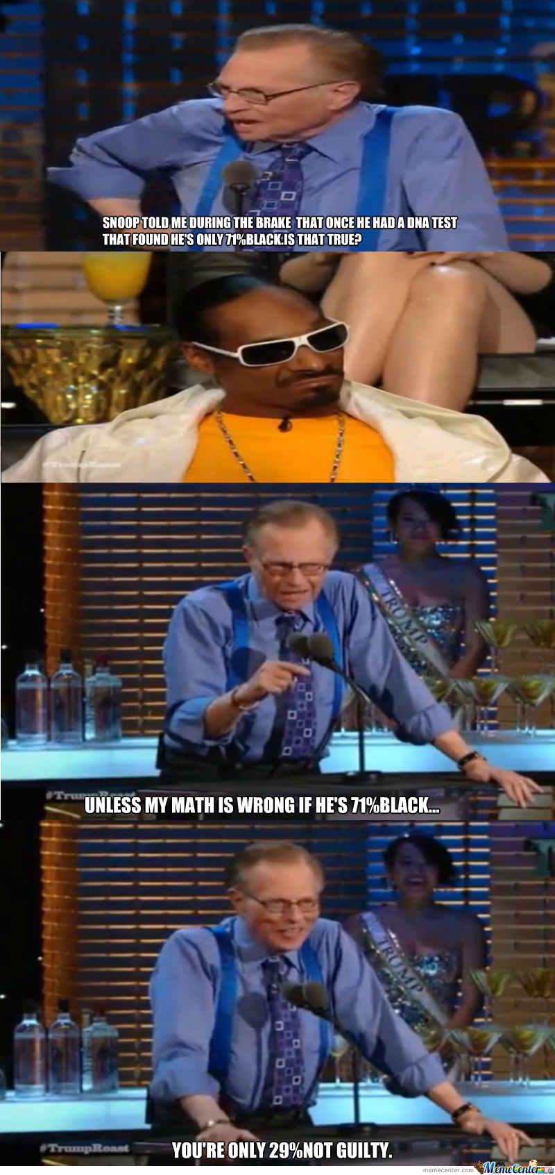 Larry King Vs Snoop Dogg