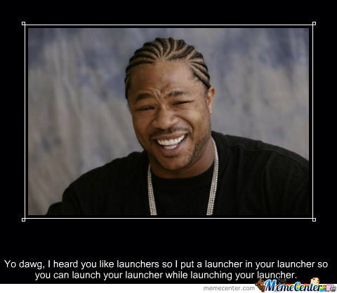 Launcher In Your Launcher