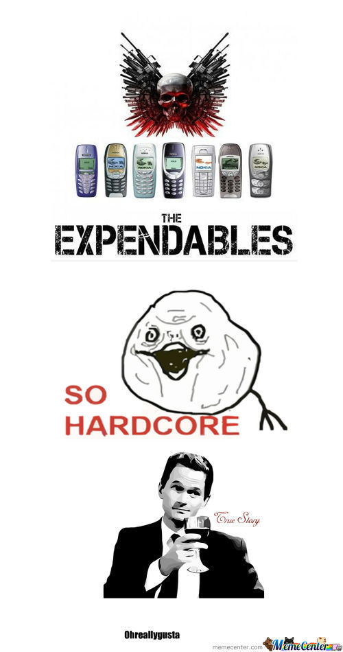 Le Expendable